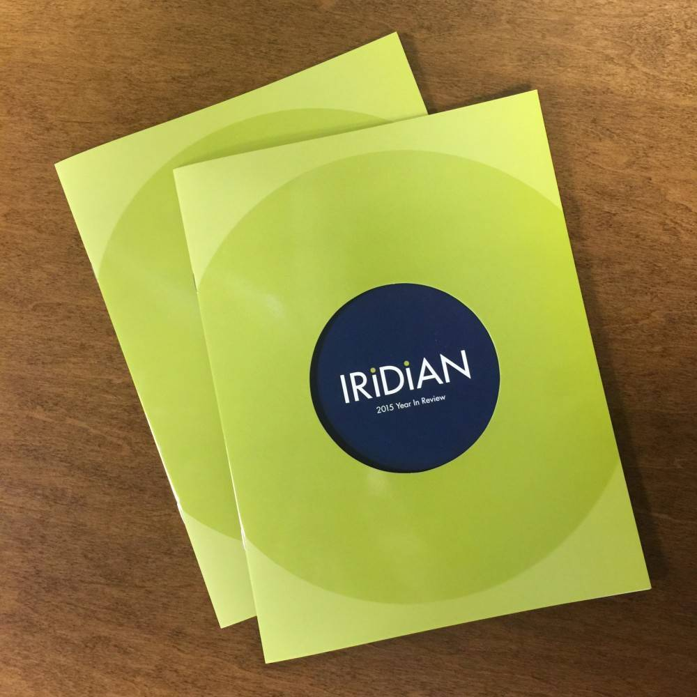 Iridian Annual Report 2015