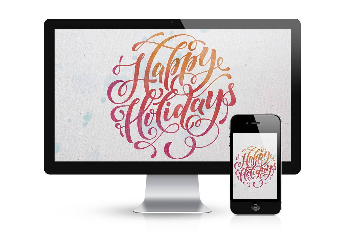 Holiday Desktop Download 2 • from Iridian